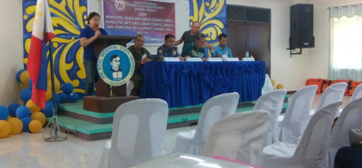 Joint MPOC, MADAC & MDC Meeting